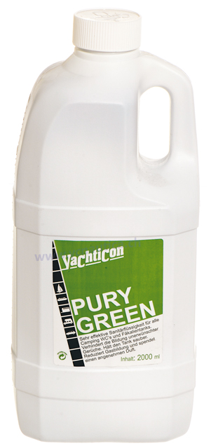 Yachticon Pury Green