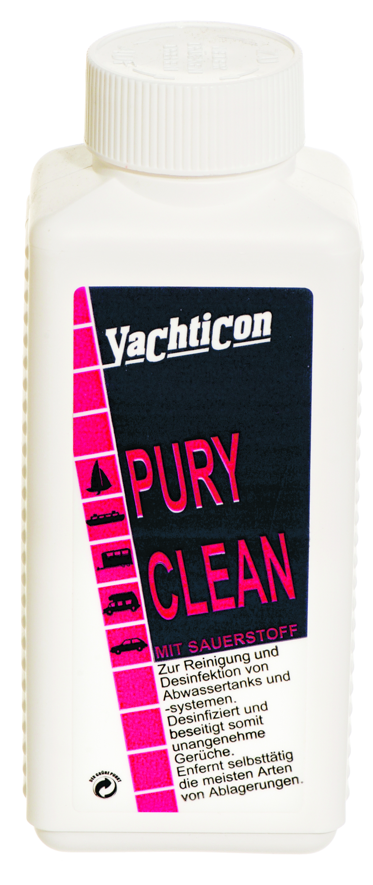 Yachticon Pury Clean 500 gr.