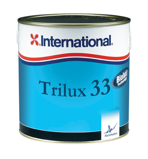 International Trilux 33 Antifouling 2,5 Liter