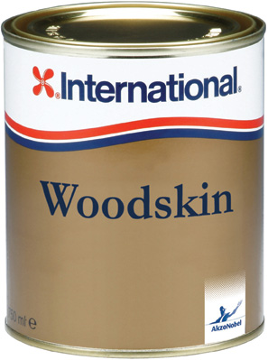 International Woodskin Lacköl 750 ml