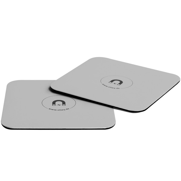 Metall-Nano-Gel Pad 2er Set
